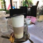 Griechische Taverna Foto