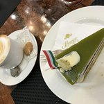 Coffee & Hungarian Pastry