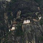Taktsang Palphug Monastery, or Tiger's Nest in Paro, Bhutan
