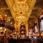 The Old Bank of England - opulent interior