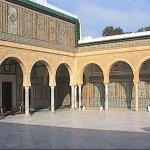 Mausoleum of Abu Zomaa al-Balaoui Kairouan / Tunisia