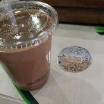 Iced Mayan Chocolate Drink
