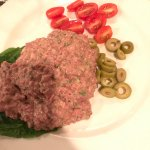 Prepared Steak Tartare