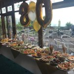 Birthday buffet