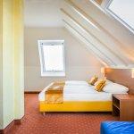 Dreibettzimmer Komfort