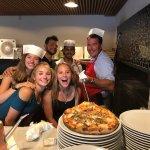 Pizza making night!