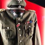 replica of Karl Hermann Frank's uniform