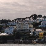 From ferry boat - Polruan to Fowey