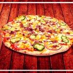 Dale un toque picante a tus cenas con nuestra pizza mexicana