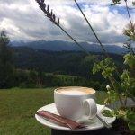 Piękne widoki a do tego pyszna kawa :)