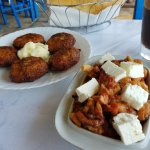 Fab food at ftenagia