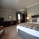 Superior Double bedroom with seating area and extra space