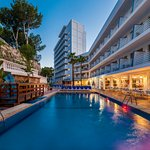 Globales Palmanova Palace Hotel Aufnahme