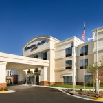 Welcome to the Springhill Suites Alexandria
