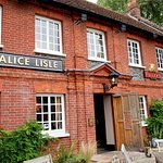 The Alice Lisle - stunning views, sumptuous food