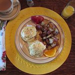 Foto de Holiday Guest House Bed & Breakfast