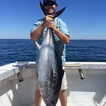 65lb Blue Fin Tuna!!