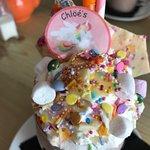 Unicorn Milkshake!