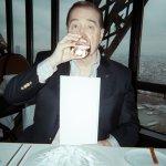Dining at Jules Verne