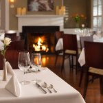 Romantic fine dining at Chatham Wine Bar