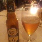 Cold Italian Beer
