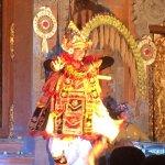 Photo of Legong of Mahabrata Epic