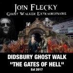 Flecky Bennett's The Didsbury  Ghost Walk Manchester UK