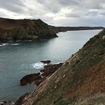 Devils Hole Jersey looking out to see
