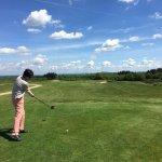ein schöner Golfplatz in Cochem, ca. 40 Min. von hier