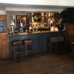 The Chequers bar