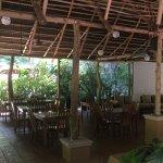 Restaurant aire ouverte