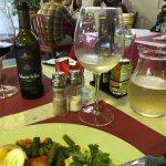 Monte Velho and house wine