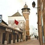 Mosque Sidi Youssef Foto