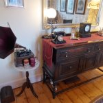 Part of Breakfast Room: Antiques