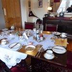 Breakfast Table: Beautifully Arranged
