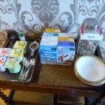 Some Breakfast Items in Addition to a Cooked Breakfast
