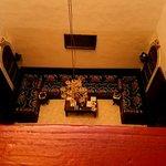 Indoor common room