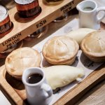 The Sanctuary House Hotel - Ale & Pie tasting board