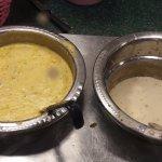 dinner at Golden Corral