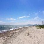 Surf Side Beach; 1-2 minute walk from Inn