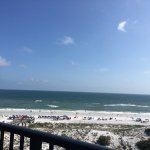 Our 7th floor view from Beachside One condos in Sandestin!