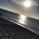 White and Blue Beach