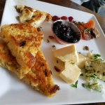 Cheese plate - wonderful taste experience