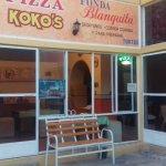Fonda blanquita y pizzas kokos