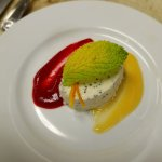 Lemon Poppyseed Panna Cotta