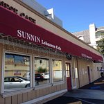 Deceptively modest exterior; outstanding food and service inside