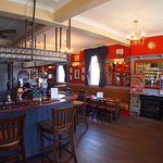 The new look for The Wheatsheaf Pub