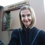 Llegando al Hotel Casa Atacama, donde pasé unos días maravillosos.