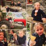 Ice-cream, Tractors and Treats