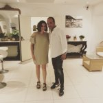 Cristiana Odasso all'Hotel Paradiso